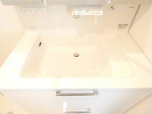節水タッチレス水栓(洗面台)